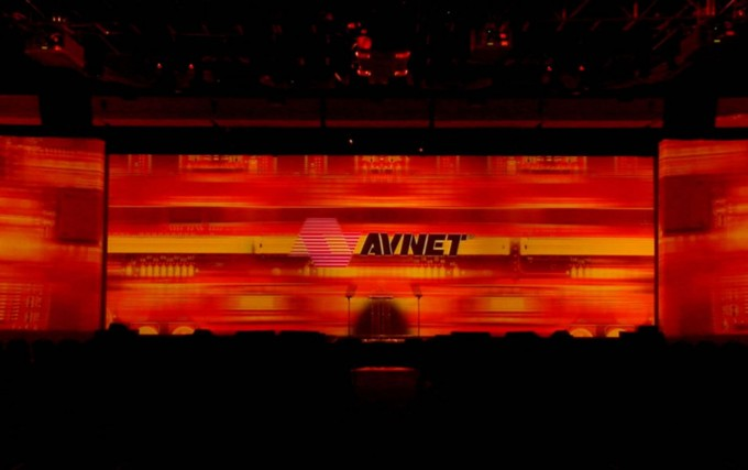 AVNET, Projection Mapping