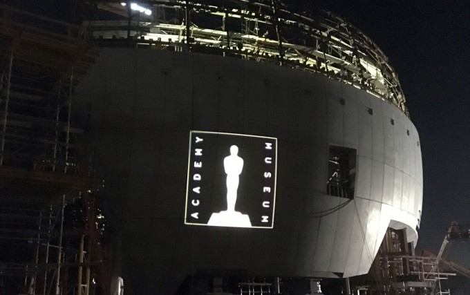 AMPAS, New Museum Projection