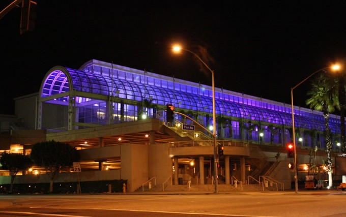 CITY OF LONG BEACH CONVENTION CENTER
