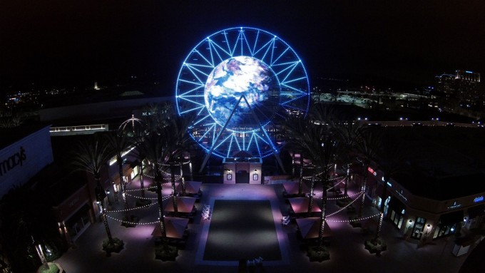 IRVINE SPECTRUM, Giant Wheel